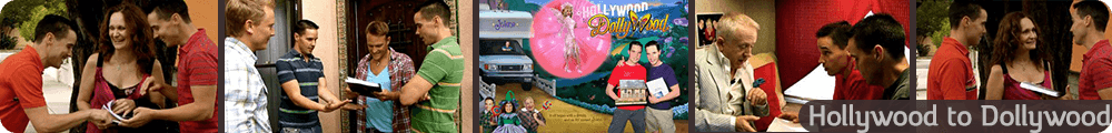 Lane Twins - Hollywood to Dollywood Gallery