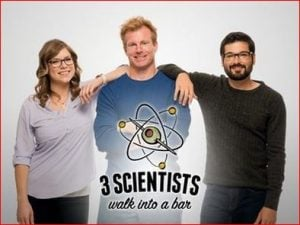 3 Scientists Walk Into a Bar (The Weather Channel)
